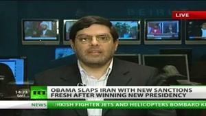 تحلیل کوتاه از تحریم های آمریکا علیه ایران
