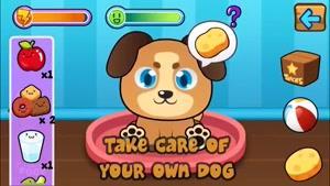 معرفی بازی My Virtual Dog