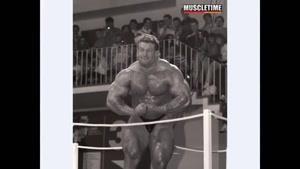 عضلانی ترین بدنسازدرمسترالمپیا