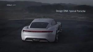 پورشه Porsche Mission E Concept