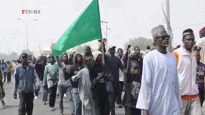ادامه تظاهرات در نیجریه در اعتراض به کشتار مسلمانان