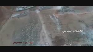 """لحظه انهدام تانک """"جیش الفتح"""" توسط ارتش سوریه"""