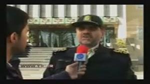 مصاحبه با سردار ساجدی نیا درباره عروسک های داعشی