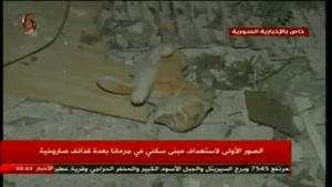 فیلم/ ترور «سمیر قنطار» در حومه دمشق