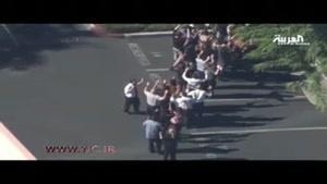 تیراندازی در مرکز معلولان در کالیفرنیا