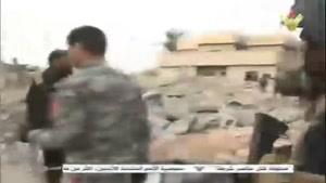 فیلم/ پاکسازی شهر الرمادی از بقایای داعش