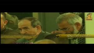 سرود زیبای عراقیها برای سردار ایرانی