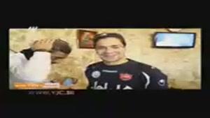 گفتگو با بازیکنان پرسپولیس در شب یلدا