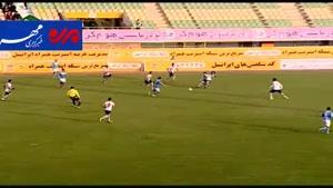 فیلم/ خلاصه دیدار تیم های فوتبال صبا قم - ملوان انزلی