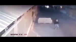 تعرض به دختر جوان توسط سرباز صهیونیست