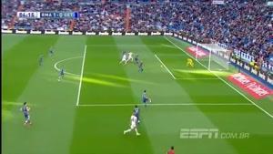 فیلم/ خلاصه دیدار تیم های فوتبال رئال مادرید - ختافه