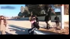 داعش پسر نوجوان را اعدام کرد