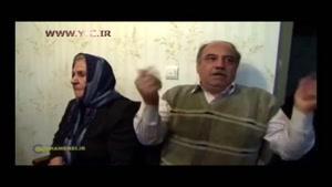 روایت دیدار رهبر انقلاب اسلامی با خانواده شهید آشوری روبرت لازار