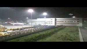فیلم/ انفجار در فرودگاه «صبیحه گوکچن»