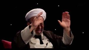 شوخی های حجت الاسلام جعفر شجونی با آیت الله جنتی