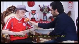 مصاحبه با قدیمی ترین هوادار تیم فوتبال تراکتور سازی