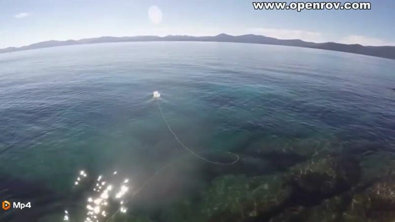 تکنولوژی جدید جستجوی اجسام در اعماق دریا