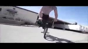 حرکت زدن با دوچرخه