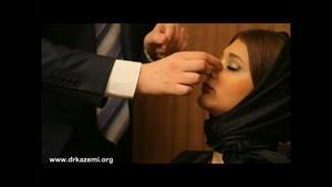 نحوه چسب زدن بینی بعد از جراحی زیبایی