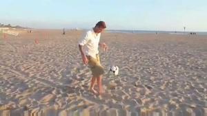 فوتبالیست ها میتونن یاد بگیرن