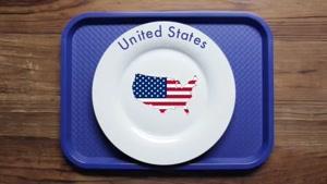 ناهار مدرسه در کشورهای مختلف!