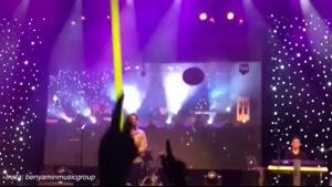 کنسرت بنیامین -آهنگ هفته عشق