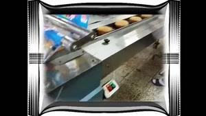 دستگاه بسته بندی کیک