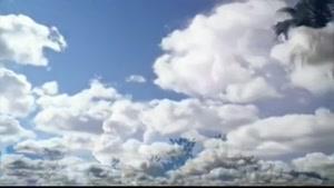 ابرهای زیبا