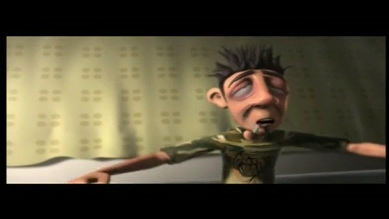 انیمیشن اعتیاد - این قسمت : کراک