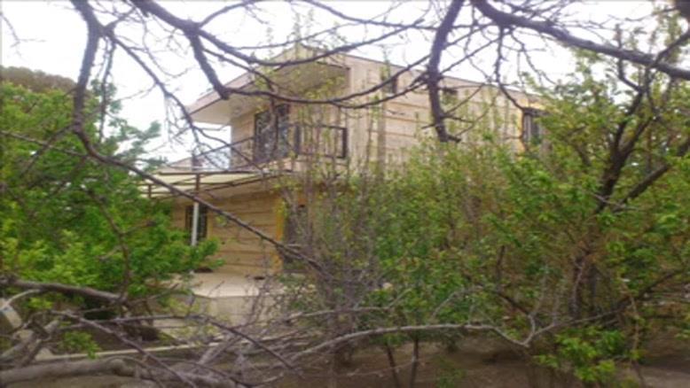 خونه باغ برای فروش