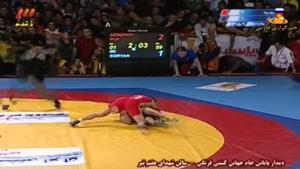 ایران قهرمان جام جهانی کشتی فرنگی