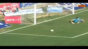 ذوب آهن 2-1 استقلال خوزستان