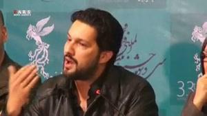 پرحاشیهترین نشست فجر ۳۳ / حال حامد بهداد خوش نیست