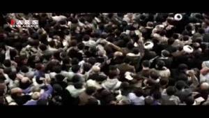 دیدار مردم آذربایجان شرقی با رهبر معظم انقلاب