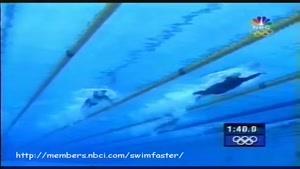 تکنیک کرال سینه (آزاد) شنا