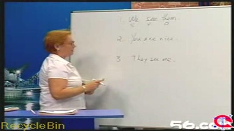 آموزش زبان انگلیسی - پارت یک - جلسه ی پنجم