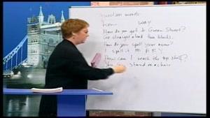 آموزش زبان انگلیسی - پارت یک - جلسه ی بیست و ششم