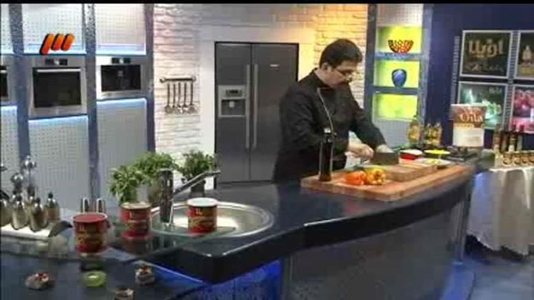 طرز تهیه پلوی تند مکزیکی