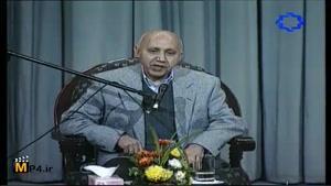 سخنرانی دکتر الهی قمشه ایی - سخاوتمندی - قسمت اول
