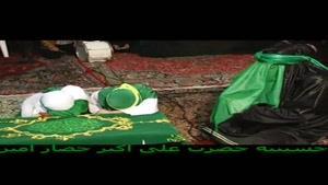 درد دل حضرت زهرا با پیامبر اجرا شده در حصار امیر