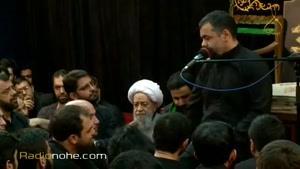 محمود کریمی - شهادت حضرت فاطمه (ص)