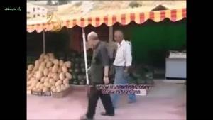 شوخی فوق العاده با هندوانه فروش