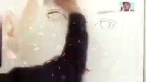 نقاشـــی بسیـار زیبـا