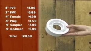 روش ساخت توپ سیب زمینی ( شلیک کننده سیب زمینی)