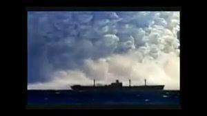 انفجار هسته ای در دریا