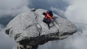 اولین سگی که کوهنوردی و پرواز رو تجربه کرد