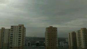 حرکت ابرها