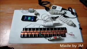 درست کردن برق شهری ۲۲۰ ولت با باتری