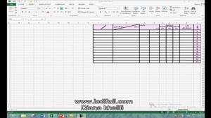 فیلم آموزشی Excel جلسه ۲۰