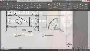 آموزش AUTO CAD ۲۰۱۵   اتوکد جلسه اول